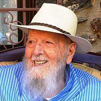 Herman Wouk, 2014.   (BSWLA/Wikipedia)