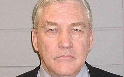 Conrad Black (Wikipedia/United States Marshals Service)