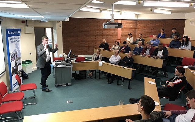 More than 50 students take part in the one-day conference (Credit: Angus_Taylor_7)