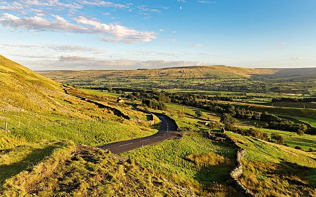 The stunning Yorkshire Dales surrounding Harrogate