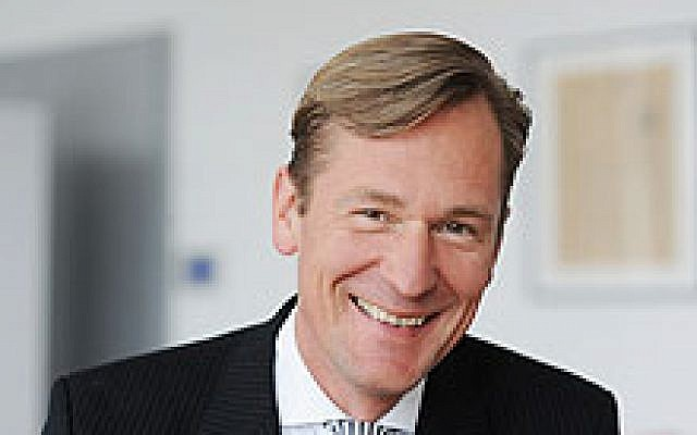Mathias Doepfner. (Wikipedia/Axel Springer AG_)