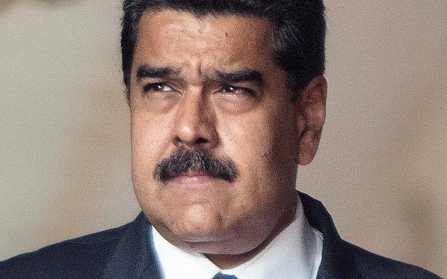 Nicolás Maduro  (Wikipedia/Eneas de Troya)