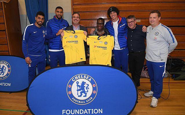 Chelsea stars in Boston this week!