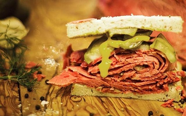 Reubens was well-known for its 'world-famous' salt beef. Credit: @reubens_restaurant