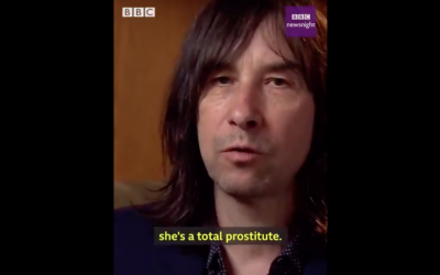 Bobby Gillespie calling Madonna a total prostitute