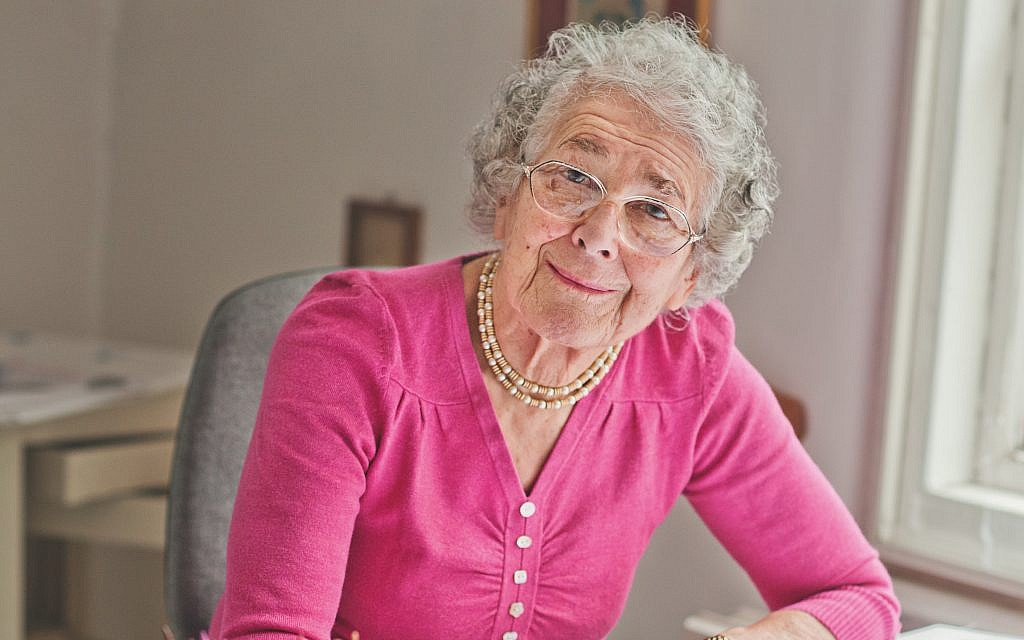 Judith Kerr: 'If I can't be sentimental at my age, when will I start?'
