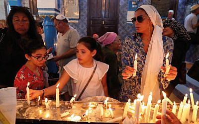 Lag B'Omer in Djerba