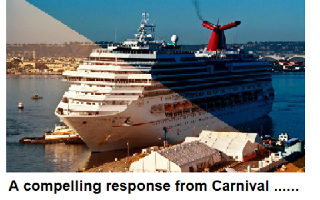 World's largest cruise company 'sincerely apologises' over Hitler comment