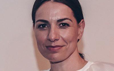 Yana Peel  (Wikipedia - Photo: Elina Kansikas for Index on Censorship/ Source: 2018 Freedom of Expression Awards)