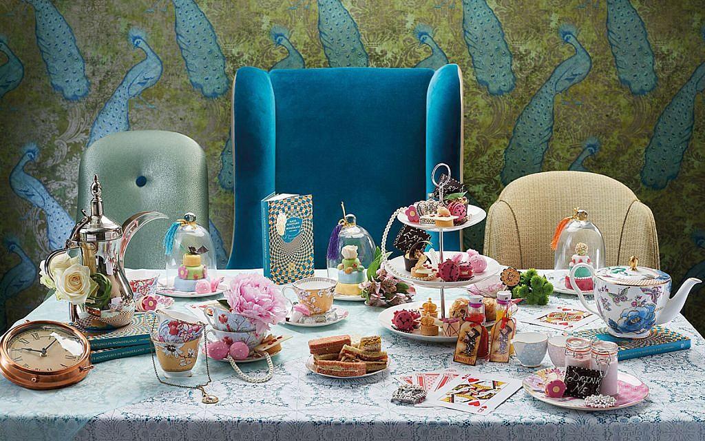 The Tea Party in Wonderland!