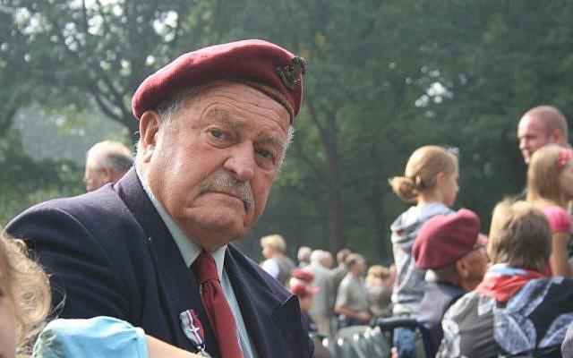 Tom Derek Bowden at Arnhem