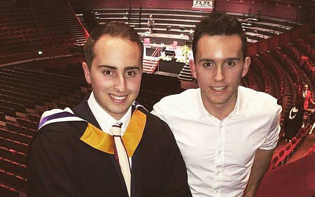 Ben and Naj Tilley
