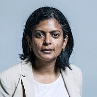Rupa Huq has been cleared of wrongdoing by the party