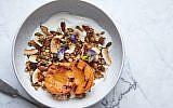 Coconut jumbo oat granola