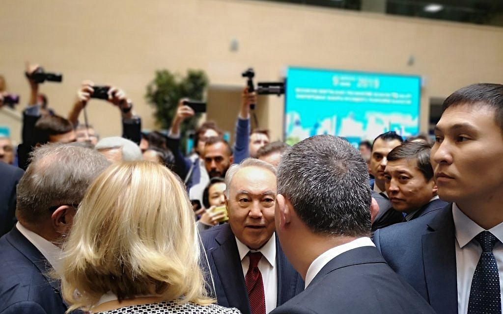 Why Kazakhstan sees 'dynamic relations with Israel' flourishing after elections