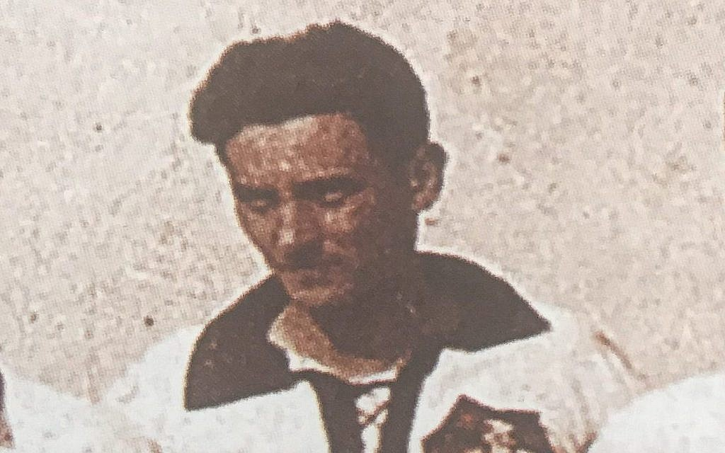 Polish football team honours Shoah victim who scored first international goal