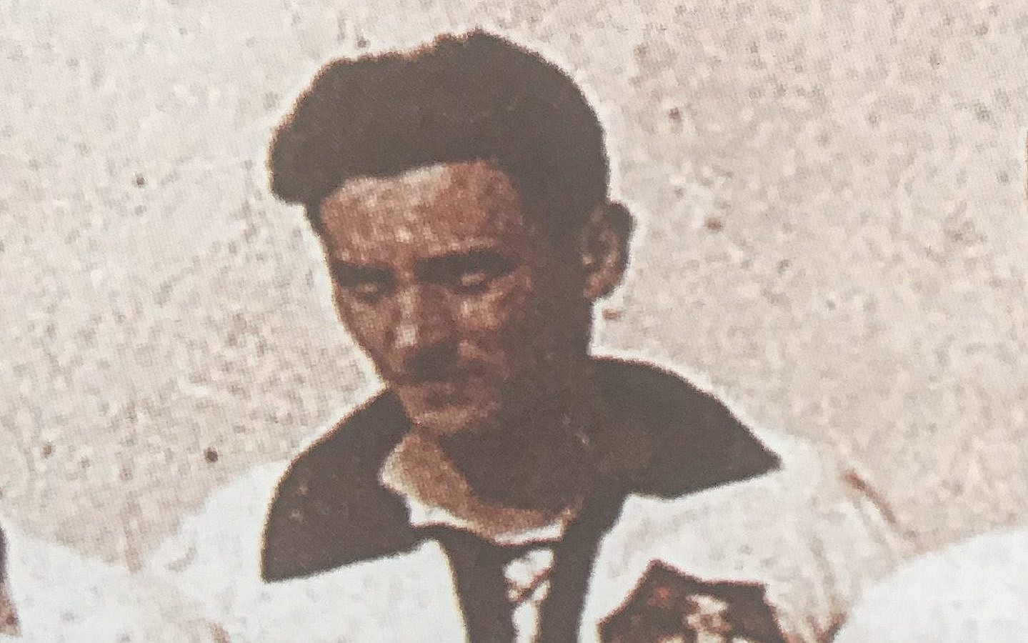 Shoah victim who was Poland's first goalscorer is honoured