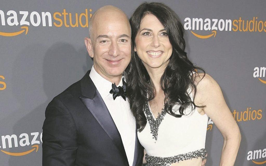 Torah for Today! This week: MacKenzie Bezos