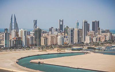 Manama, Bahrain's capital. (Wikipedia/Wadiia)