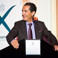Patrick Drahi (Credit: Wikipedia/Author: Ecole polytechnique Université Paris-Saclay. Source: Fondation de l'École polytechnique (FX))