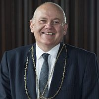 The Lord Provost of Aberdeen, Barney Crockett