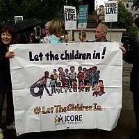 JCORE at the Safe Passage demonstration
