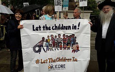JCORE at the Safe Passage demonstration