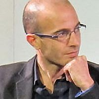 Yuval Noah Harari  (Author:Daniel Naber/Wikipedia)