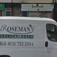 Roseman Delicatessen in Liverpool (Google Maps)