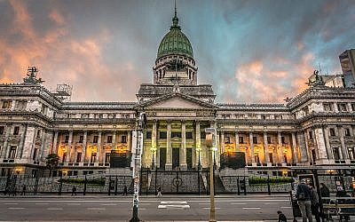 Palace of the Argentine National Congress  (Wikipedia/GameOfLight_