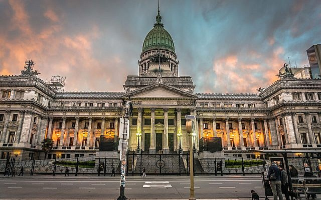 Palace of the Argentine National Congress  (Wikipedia/GameOfLight_)