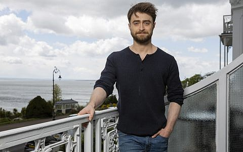 WARNING: Embargoed for publication until 00:00:01 on 16/07/2019 - Programme Name: Who Do You Think You Are?  - TX: 22/07/2019 - Episode: Daniel Radcliffe (No. 1 - Daniel Radcliffe) - Picture Shows: **STRICTLY EMBARGOED UNTIL TUESDAY 16TH JULY 2019** Daniel Radcliffe - (C) Wall to Wall Media Ltd - Photographer: Stephen Perry