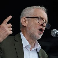 Labour leader Jeremy Corbyn (Photo credit: Owen Humphreys/PA Wire)