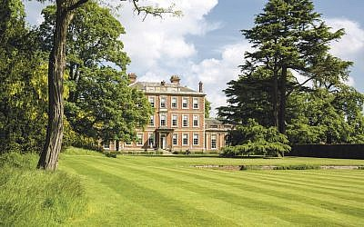 The magnificent Middlethorpe Hall,