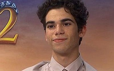 Cameron Boyce  (Wikipedia/Youtube video: Descendants 2 Cast Play Would You Rather! /  MTV International . Link: https://www.youtube.com/watch?v=n1npq_uKNQw)