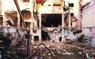 Bombing of Argentina's AMIA Jewish centre