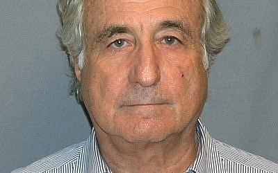 Bernard Madoff (Wikipedia/U.S. Department of Justice)