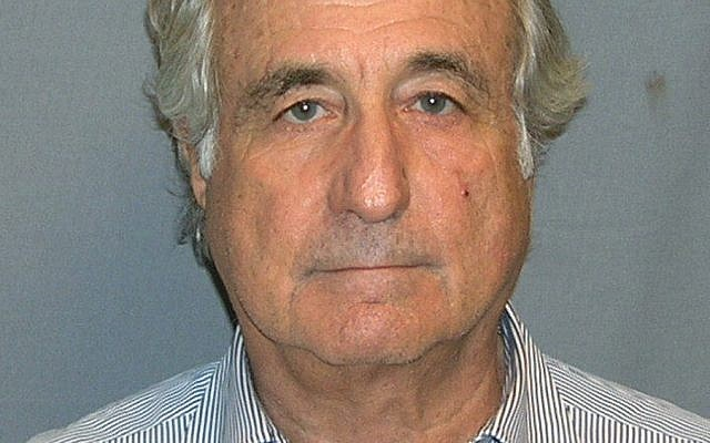 Bernard Madoff (Wikipedia/U.S. Department of Justice)