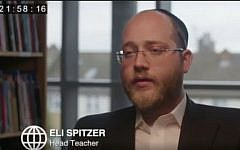 Eli Spitzer (Credit: BBC Panorama: 'Sex Education: The LGBT Debate in Schools')