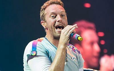 Coldplay's Chris Martin. (Sebwes89/Wikipedia)