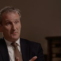 Damian Hinds (Credit: BBC Panorama: 'Sex Education: The LGBT Debate in Schools')
