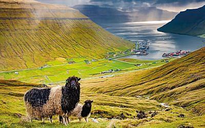 Natural beauty of the Faroe Islands. Photo by Tom Glancz