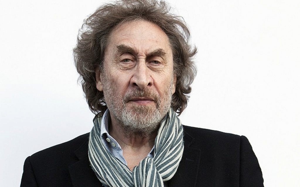 Howard Jacobson's new novel, Live A Little, has just been published