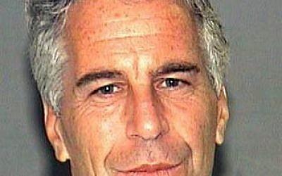 Jeffrey Epstein  (Wikipedia/Palm Beach County Sheriff's Department)