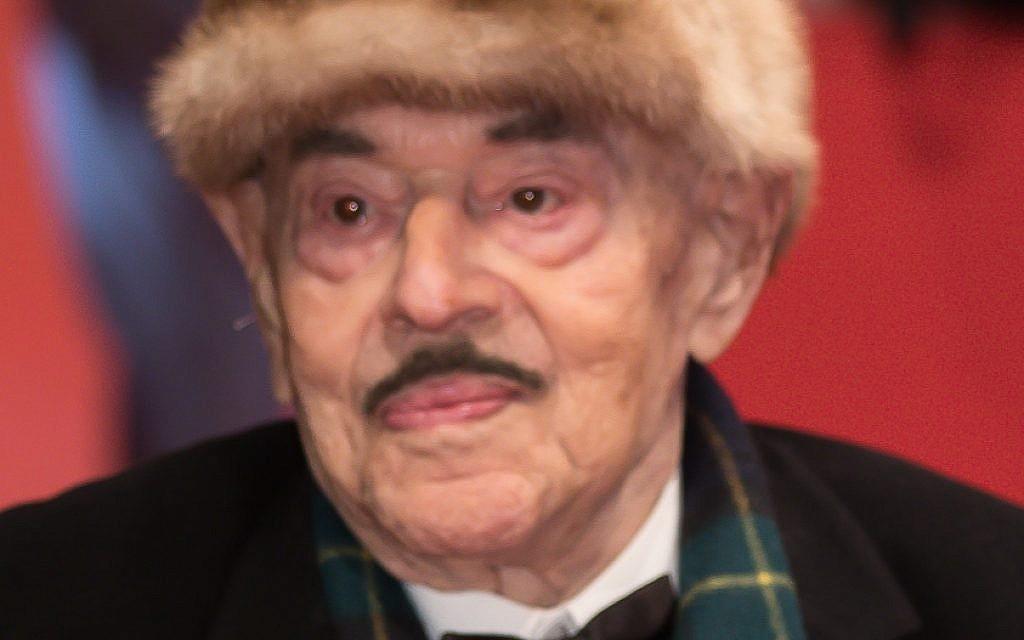 Holocaust survivor and film producer Artur Brauner dies aged 100