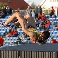 High jumper Yelena Slesarenko (Wikipedia/Bjarte Hetland/I, Bjarteh)