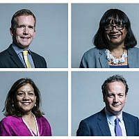 Stuart McDonald, Diane Abbott, Valerie Vaz,and Nick Hurd