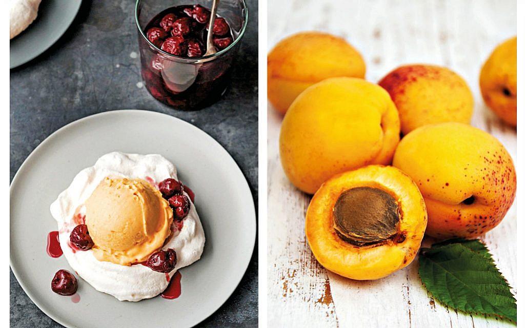 Eat & Drink: Fresh apricot ice cream