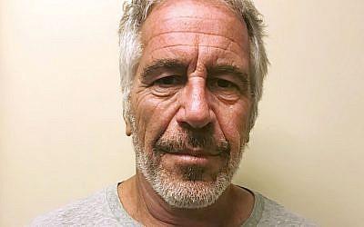 Jeffrey Epstein. (New York State Sex Offender Registry via AP, File)