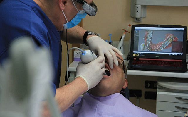 Peptos is dual-function and set to be used in dentistry and orthopaedics
